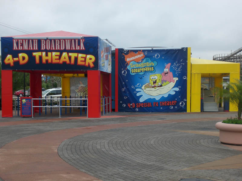 SpongeBob-4d-Ride-Kemah