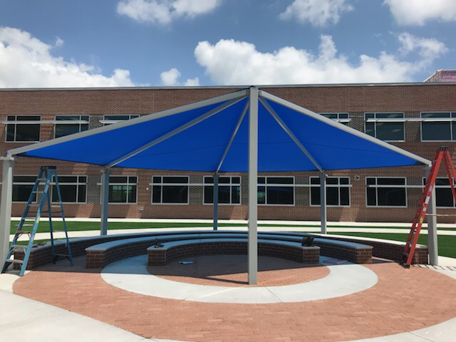 Shade-structure-school